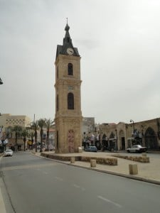 מגדל השעון ביפו