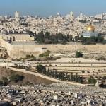 ירושלים - מבט מהר הזיתים