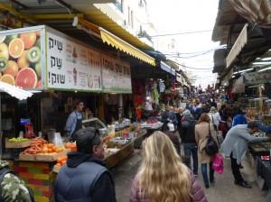 טיול בשוק הכרמל וכרם התימנים