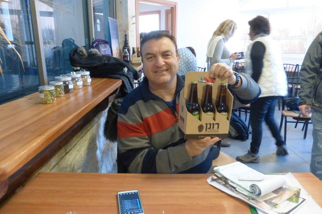 שביל היין והבירה ביהודה