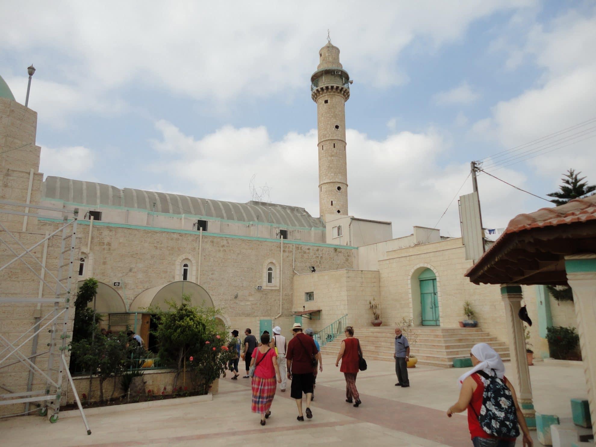 המסגד הגדול ברמלה